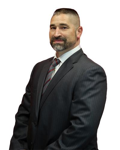Nick Borrero Headshot